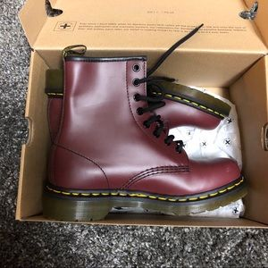 Brand new Dr. Martens